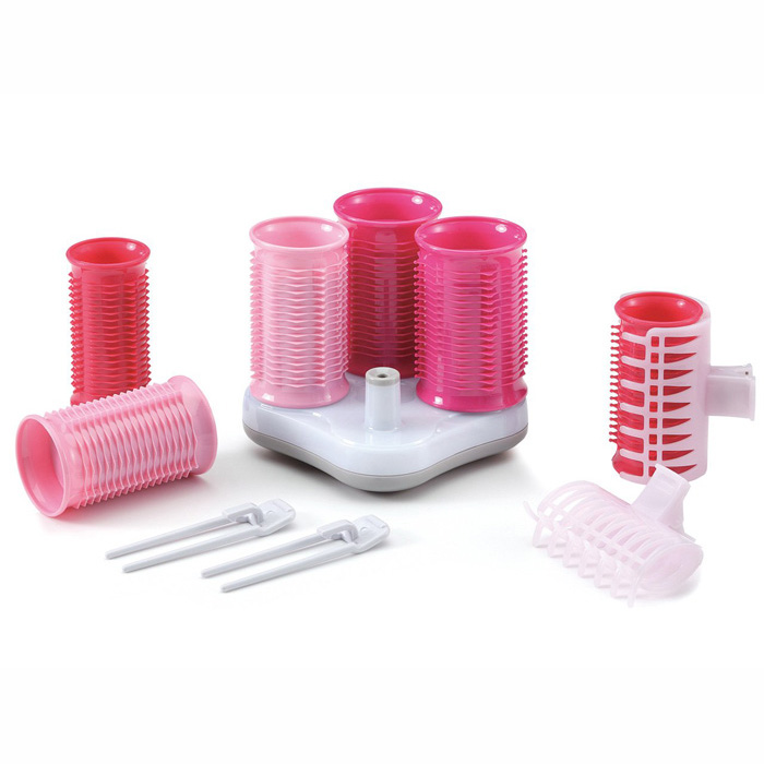 小泉成器 卷发器海外对应 粉色KHC-V600/P