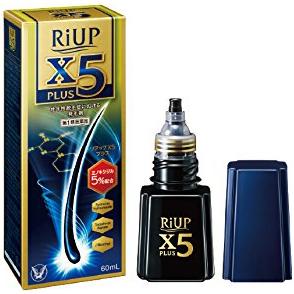 大正Riup x5 PLUS男性防脱育发液