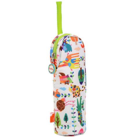 solby 奶瓶袋 动物叶子