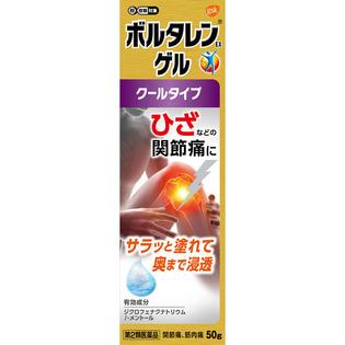 ボルタレン 止痛消炎EX凝胶清凉感50g