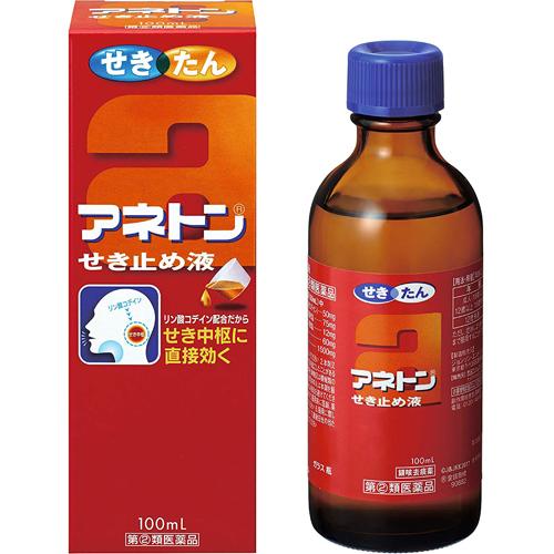 武田CH止咳口服液