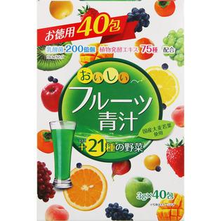 Yuwa 水果青汁40包