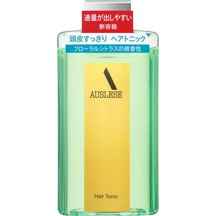 资生堂AUSLESE 男用护发滋养液金色柑橘香型