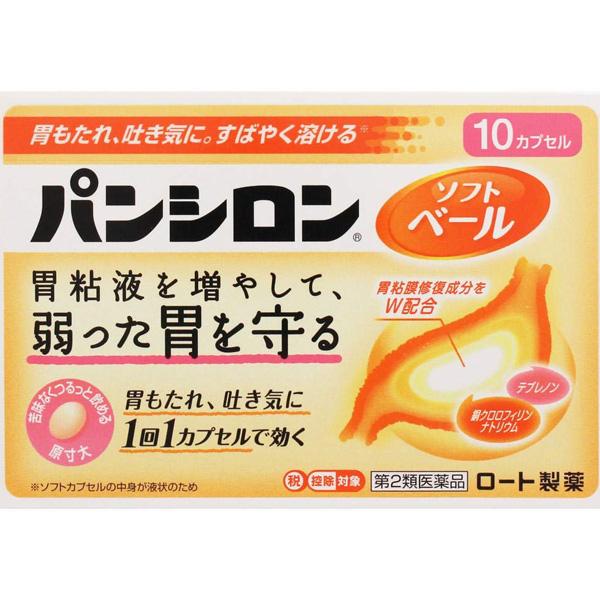 乐敦制药 肠胃药10P