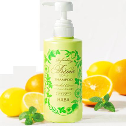HABA 柑橘薄荷洗发水