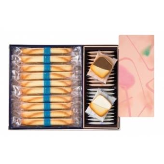 YOKUMOKU混合套装蛋卷加饼干42枚