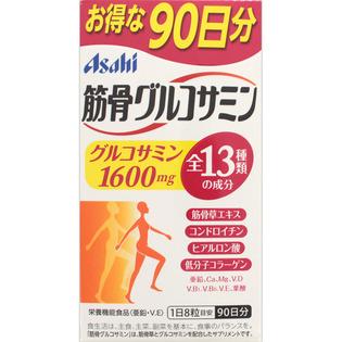 朝日 筋骨葡萄糖胺+鲨鱼软骨素 720粒