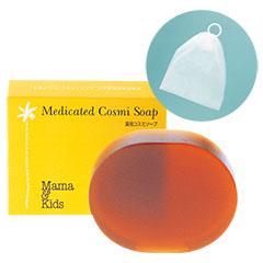 Mama&Kids 药用黑糖洁面皂