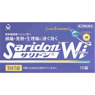 萨利顿Wi 止痛片10片/盒