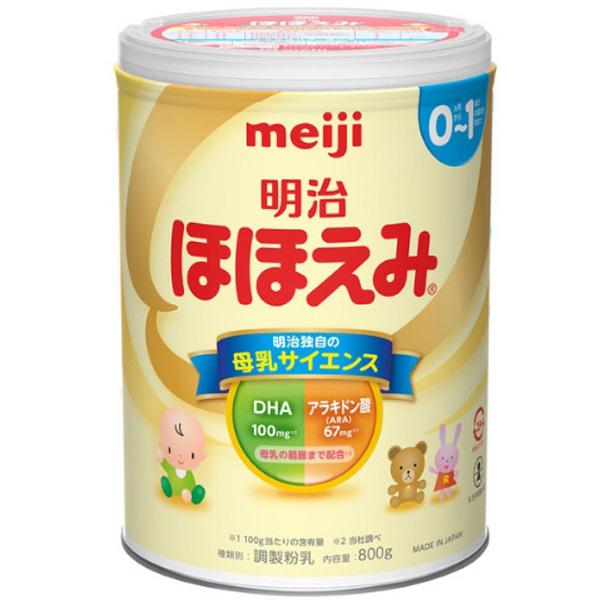明治奶粉一段