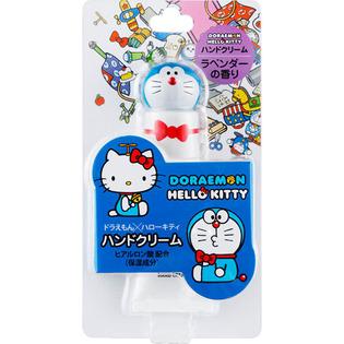 哆啦A梦HELLO KITTY花果香保湿滋润护手霜 蓝色