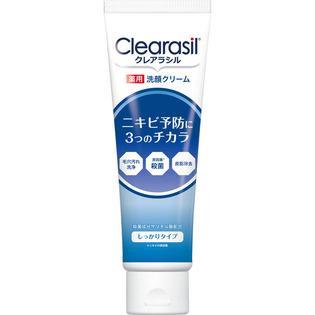 Clearasil杀菌祛痘洗面奶