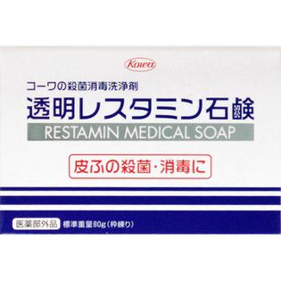 兴和新药透明肥皂80g