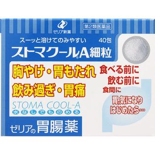 新药工业 胃肠药库尔A细粒40包