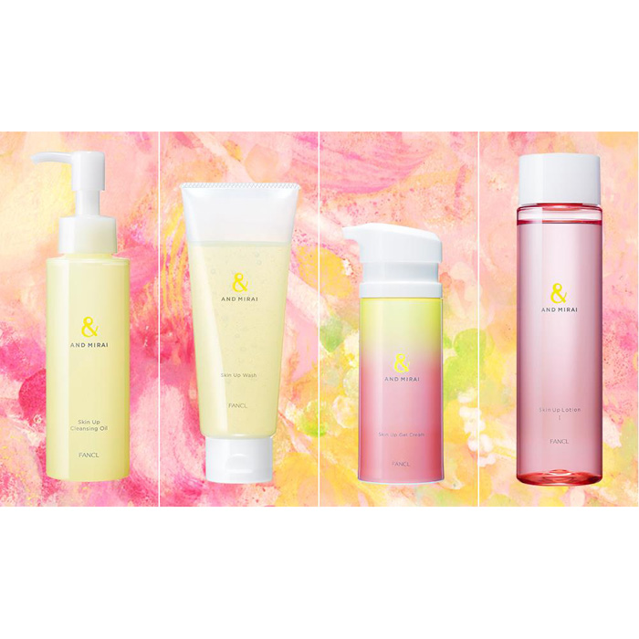 FANCL防蓝光系列 AND MIRAL卸妆洁面化妆水面霜