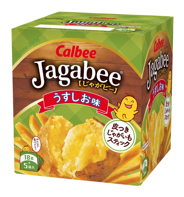 卡乐比北海道佳可比薯条三兄弟淡盐味90g
