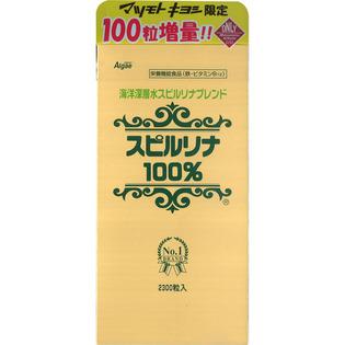 日本海洋深层水螺旋藻100% 2300粒