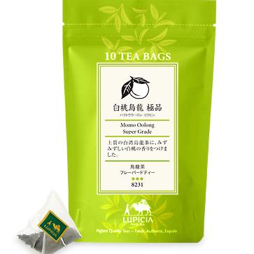 白桃乌龙 茶包10包