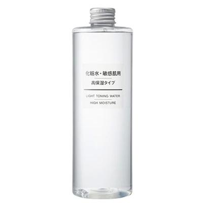 无印良品敏感肌舒柔化妆水高保湿