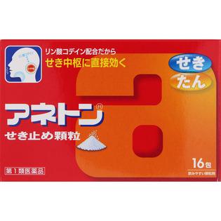 武田CH止咳颗粒16包