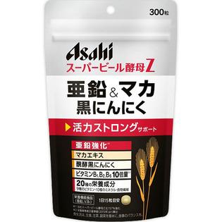 朝日 超级啤酒酵母Z亚铅&玛卡黑大蒜