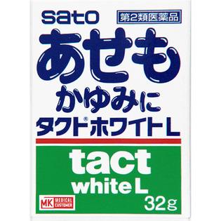 佐藤制药 湿疹皮肤炎霜L 32g