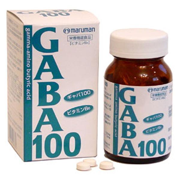 氨基丁酸GABA100