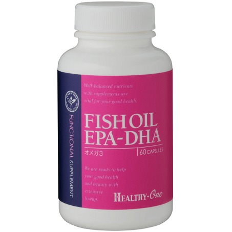 healthy-one 鱼油EPA-DHA 60胶囊