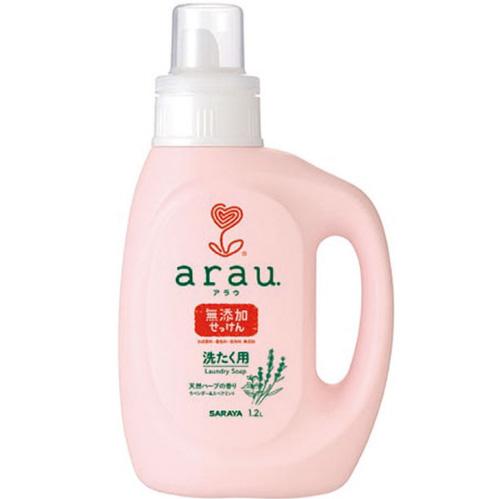 arau婴儿洗衣液1.2L