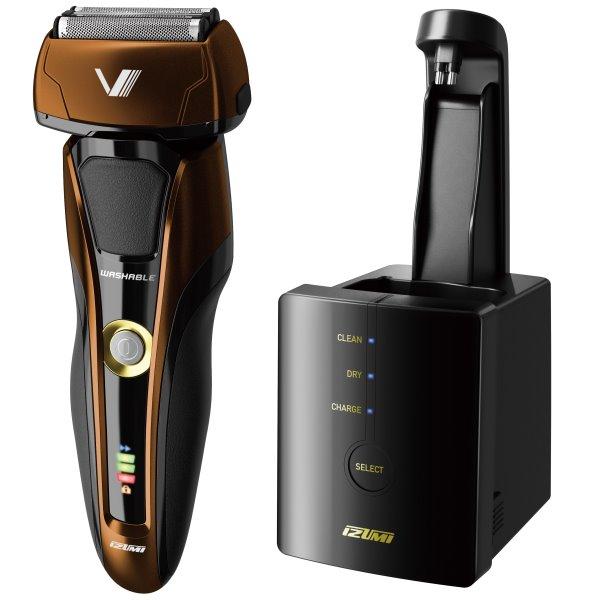 IZUMI 泉精器剃须刀带全自动清洗机 IZF-V957 T
