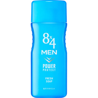 花王8x4男士全身用杀菌止汗除臭剂 清爽皂香