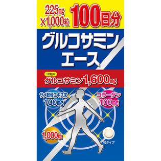 Miyama汉方制药葡萄糖胺1000粒