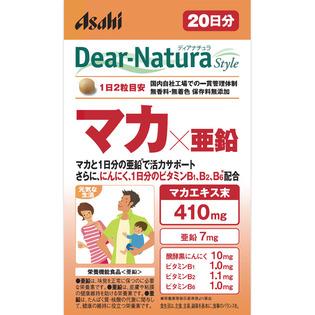 朝日Dear Natura 玛咖亚铅 20日