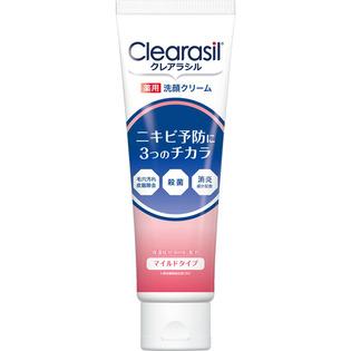 Clearasil药用祛痘洗面奶