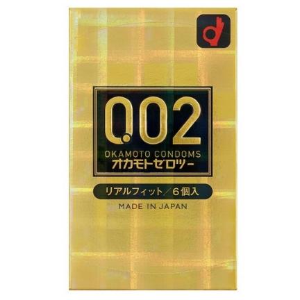 冈本黄金002 避孕套