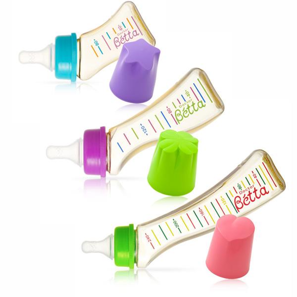 Betta 智能系列 S3-240ml/120ml/80ml PPSU奶瓶