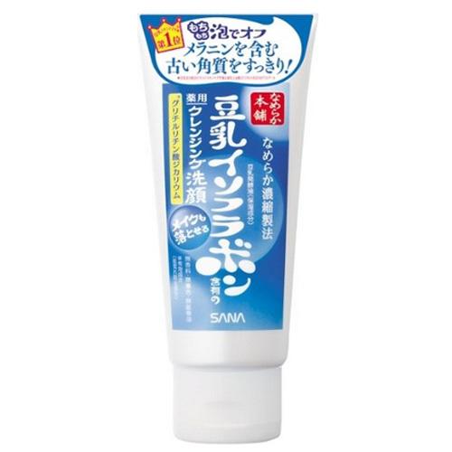 SANA豆乳药用卸妆洁面乳150g