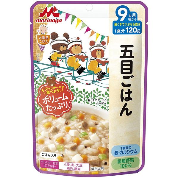 森永 鸡肝什锦饭