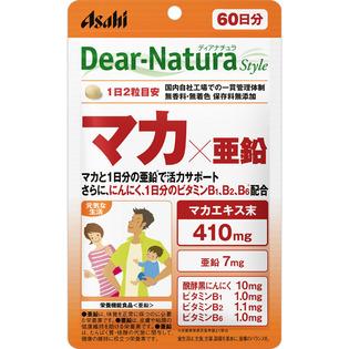 朝日Dear Natura 玛咖亚铅 60日