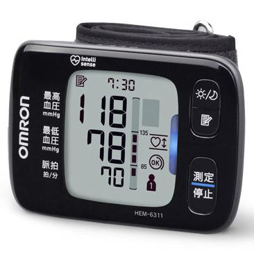 OMRON 欧姆龙手腕式血压计 HEM-6311