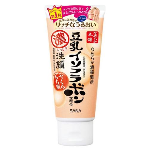 SANA豆乳洁面乳150g滋润型