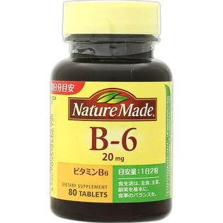 大塚MATURE MADE维生素B-6 80粒