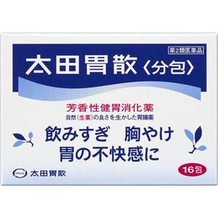 太田胃散分包16包