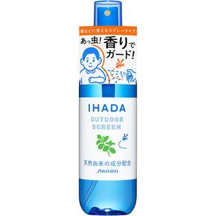 资生堂IHADA驱蚊喷雾125ml