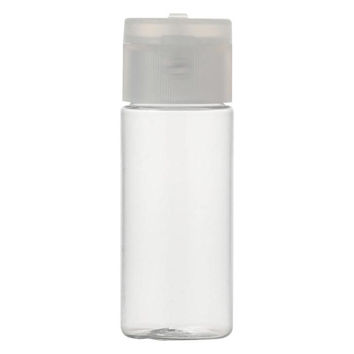 无印良品MUJI 分装瓶PET翻盖式12ml