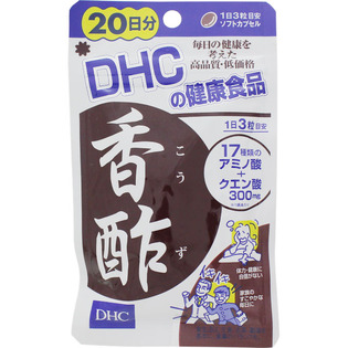 DHC 香醋60粒