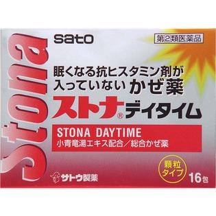 佐藤制药综合感冒药16包