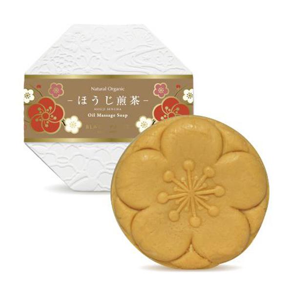 Black Paint 京都手工精油洁面皂 焙煎茶