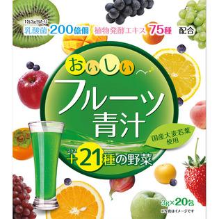 Yuwa 水果青汁60g