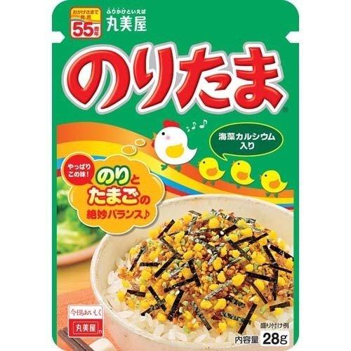 丸美屋 海苔鸡蛋拌饭料28g
